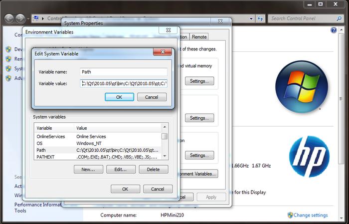 Installing Poppler for PyQt4 on Windows - overThere co uk